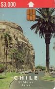 TARJETA TELEFONICA DE CHILE. El Morro - Arica (2nd Issue) 07/98. CL-CTC-0047 (423) - Chile