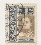 SIAM  148  Perf.  14 1/2  (o) - Siam