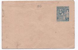 ENVELOPPE ENTIER POSTAL De MONACO - Postal Stationery