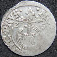 Germany Brandenburg 3 Gröscher DREIPOLKER 1626 Konigsberg Z6 VG/F - Silver - [ 1] …-1871: Altdeutschland