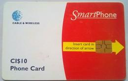 Cayman Islands $10 Chip Card - Cayman Islands