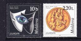 Europa Cept 1998 Moldova 2v ** Mnh (36837P) Promotion - 1998