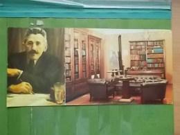 KOV 811 - GARDONYI HAZ, Gardonyi Haz,  Arbeitzimmer, Entrance Ticket, Library Bibliothek Bibliotheque - Hungría