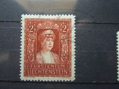 VEND BEAU TIMBRE DU LIECHTENSTEIN N° 129 , X !!! - Liechtenstein