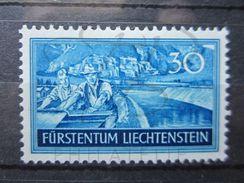 VEND BEAU TIMBRE DU LIECHTENSTEIN N° 139 , XX !!! - Liechtenstein