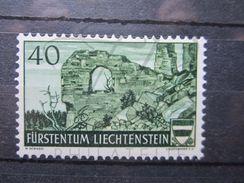 VEND BEAU TIMBRE DU LIECHTENSTEIN N° 147 , X !!! - Liechtenstein