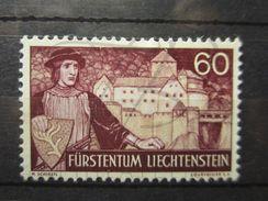 VEND BEAU TIMBRE DU LIECHTENSTEIN N° 148 , X !!! - Liechtenstein