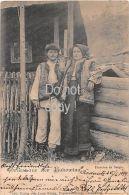 Gruss Aus Der Bukowina 1899 - Huzulen Radautz Sergie - Ukraine