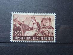 VEND BEAU TIMBRE DU LIECHTENSTEIN N° 151 , X !!! - Liechtenstein