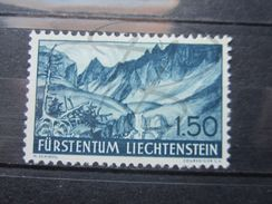VEND BEAU TIMBRE DU LIECHTENSTEIN N° 152 , X !!! - Liechtenstein