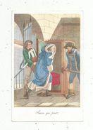 Cp , Sauve Qui Peut , LA VALETTE , Ancien Directeur Général Des POSTES S'évade De La Conciergerie , 1815 , Vierge - Postal Services