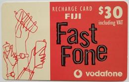 Fiji $30 Vodafone Reload - Fiji