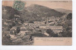 VILLEFORT (48) - CURE D'AIR - CENTRE D'EXCURSIONS TRES INTERESSANTES - LA LOZERE PITTORESQUE - Villefort