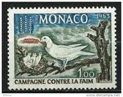 "Monaco YT 611 "" Contre La Faim "" 1963 Neuf** - Neufs"