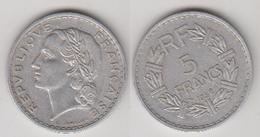 5 FRS 1952 - TYPE LAVRILLIER - France
