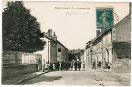 CPA Mailly La Ville, Grande Rue (pk35558) - Autres Communes