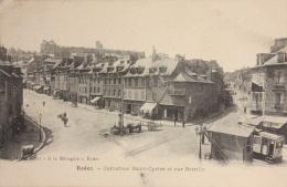 Rodez Carrefour Saint-Cyrice Et Rue Beteille - Rodez
