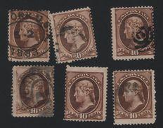 USA 830 MICHEL 41 I--SCOTT 145 - 1847-99 Emisiones Generales