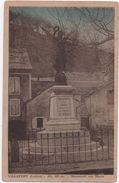VILLEFORT (48) - MONUMENT AUX MORTS - Villefort