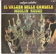 "Adel Valentine - Il Valzer Delle Candele / Moulin Rouge (7"", Single) - Country & Folk"