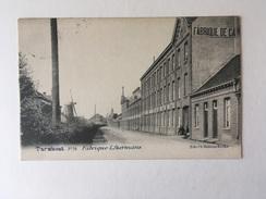 Turnhout  Fabrique L Biermans  (Papier)   FABRIQUE  MOLEN MOULIN - Turnhout
