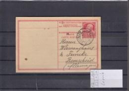 Österreich Michel Cat.No. Levante Postal Stat Used P26 - Oriente Austriaco