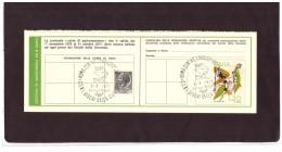 1057   -   ROMA  3.7.1971   /   C.O.N.I.  GIOCHI DELLA GIOVENTU' - Timbres