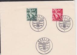 A23  /  Deutsches Reich  SST   /   Berlin Januar 1938 - Briefe U. Dokumente
