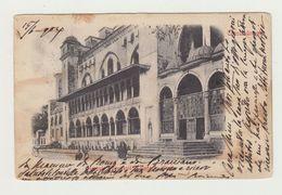 COSTANTINOPOLI -MOSCHEA  -VIAGGIATA 1904 - AFFRANCATA CON 20 PARA 20 DIRETTA A TORINO - POSTCARD - Turchia
