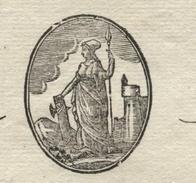 Héraldique BLOIS An 9 Griffe Préfet,Secrétaire G.& Sceau De La Préfecture Corbigny - Duplaquet Ministère De L'Intérieur - Manuscritos