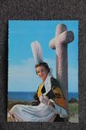 Saint Guénolé - Jeune Fille En Costume De Bigoudenne - Altri Comuni