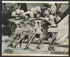 MARILYN MONROE - Vintage PHOTO REPRINT - 21.9 X 18 Cm (VF-22-07) - Riproduzioni