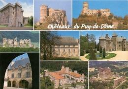 CPSM Les Châteaux Du Puy De Dôme     L2362 - France