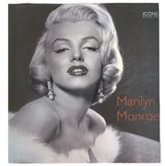 MARILYN MONROE - Vintage PHOTO REPRINT - 21.4 X 22.7 Cm (VF-22-10) - Reproductions