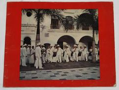BALLET FOLKLORICO UNIVERSIDAD XALABA MEXICO 1978 - Vintage Ballet BOOKLET Original AUTOGRAPHS 25.1 X 21.2 Cm (VF-23-01) - Théâtre