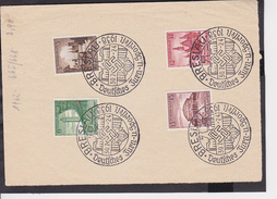 A23  /  Deutsches Reich  SST   /   Breslau Turnfest 1938 - Briefe U. Dokumente