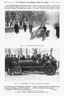 LE TRAINEAU AUTOMOBILE De RENE LE GRAIN   1910 - Transportation