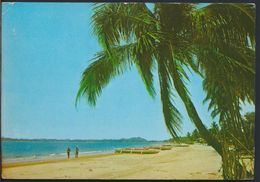 °°° 7994 - PHILIPPINES - BAUANG - BEACH RESORT - 1980 With Stamps °°° - Filippine