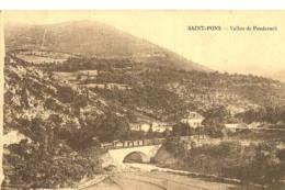 D34 - St Pons - Vallon De Ponderach  : Achat Immédiat - Saint-Pons-de-Thomières
