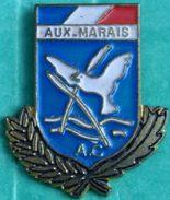 V ..01 )............... ECUSSON..............Aux-Marais Est Une Commune Française Située Dans Le Département De L'Oise - Städte