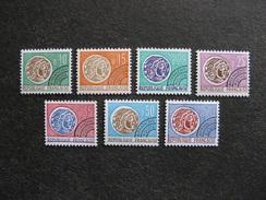 TB Serie PO N° 123 Au N° 129, Neufs XX. - 1964-1988