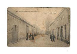 CRUYBEKE (Waes) - Kappelstraat (1914). - Kruibeke