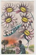 CPA- JE T'AIME A LA FOLIE-couple Amoureux-1934 écrite De Verdun-TBE- - Other