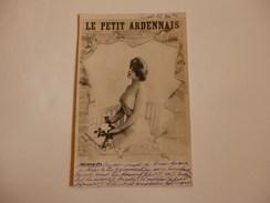 """Journaux Crevés """"Le Petit Ardennais"""". - Cartes Postales"""