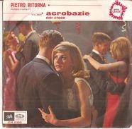 "Gigi Stok - Acrobazie / Pietro Ritorna (7"", Single) - Country & Folk"