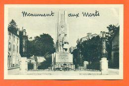 """CPA 88 Neufchateau """" Monument Aux Morts """" éditions Delboy - LJCP 44 - Neufchateau"""