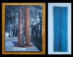Catalogo SERGIO FLORIANI Opere 1990 - 2002. Civica Galleria D'Arte Moderna - Gallarate Dal 14 Aprile 2002. - Arte, Architettura
