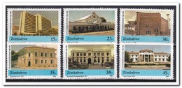 Zimbabwe 1990, Postfris MNH, Buildings - Zimbabwe (1980-...)