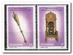 Zimbabwe 1990, Postfris MNH, Parliamentary Conference - Zimbabwe (1980-...)