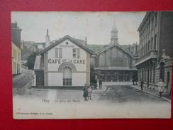 Huy : Gare Du Nord-CAFE DE LA GARE-ANIMATION (H3031) - Huy